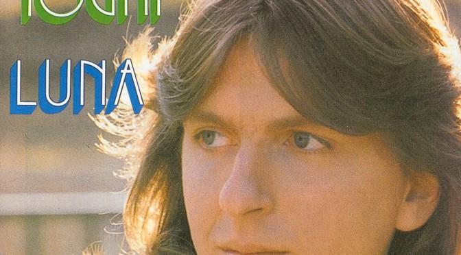 Luna- testo Gianni Togni -cover