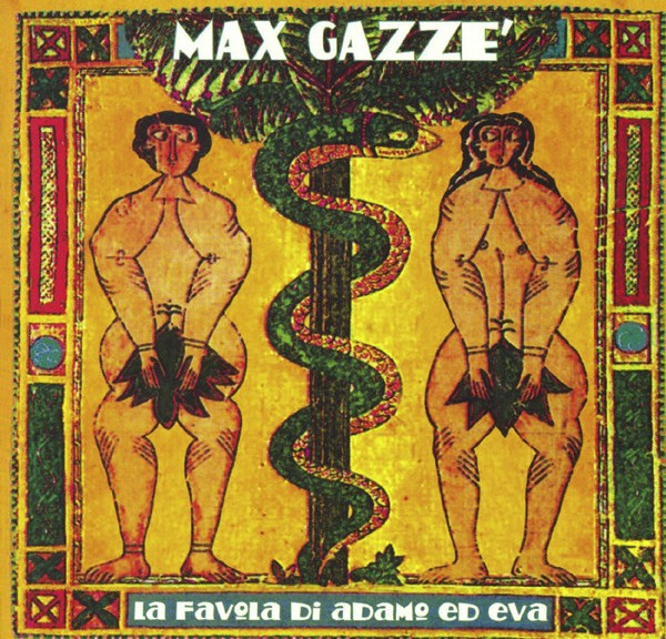 La favola di Adamo ed Eva - Max Gazzé Cara Valentina testo